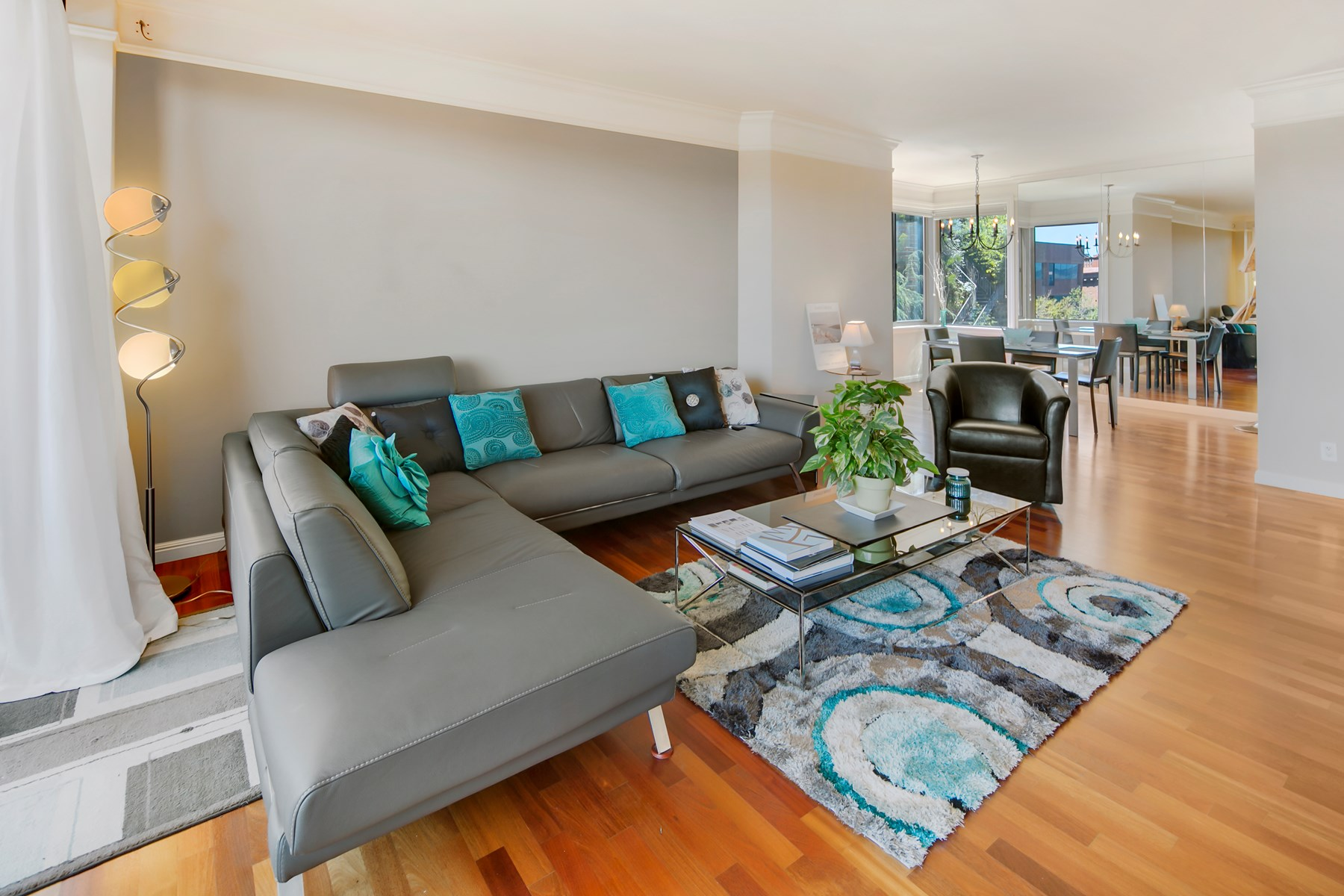 Property Of Views in North Waterfront Corner Unit