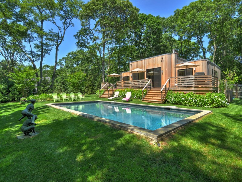 Single Family Home for Sale at Amagansett Here I Come 256 Town Lane Amagansett, New York 11930 United States