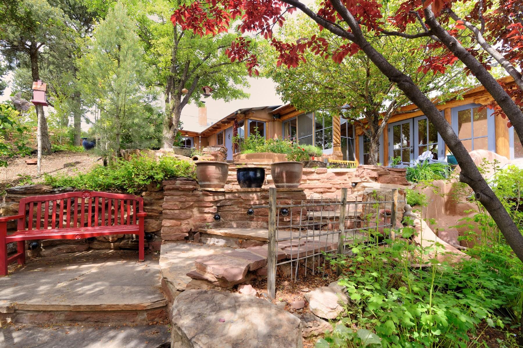 Moradia para Venda às 33 Blue Tesuque Lane Santa Fe, Novo México 87506 Estados Unidos