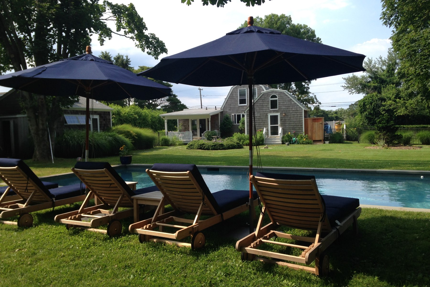 Single Family Home for Rent at Golf Course Views 101 Sebonac Southampton, New York 11968 United States