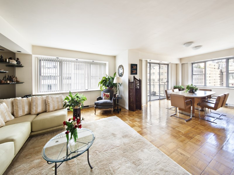 Co-op for Sale at Imperial House 150 East 69th Street Apt 7q Upper East Side, New York, New York 10021 United States