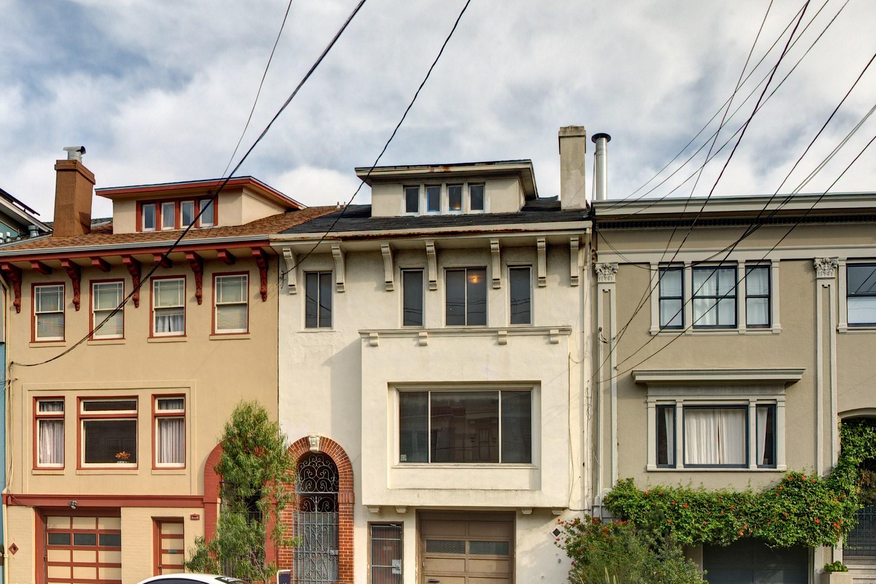 Nhà ở một gia đình vì Bán tại 670 12th Avenue San Francisco, California 94118 Hoa Kỳ