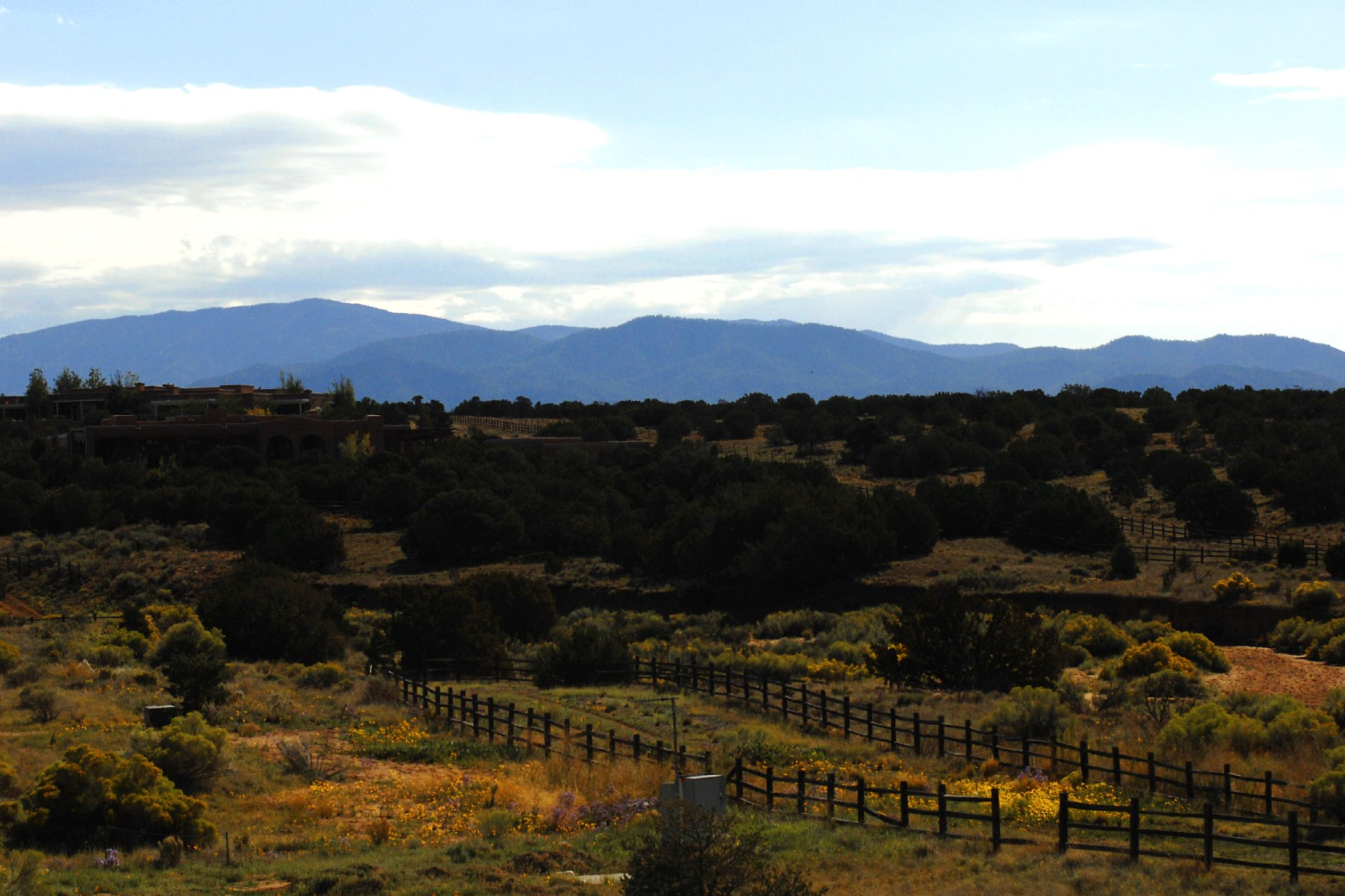 Land for Sale at 40 Calle Ventoso West Santa Fe, New Mexico 87506 United States
