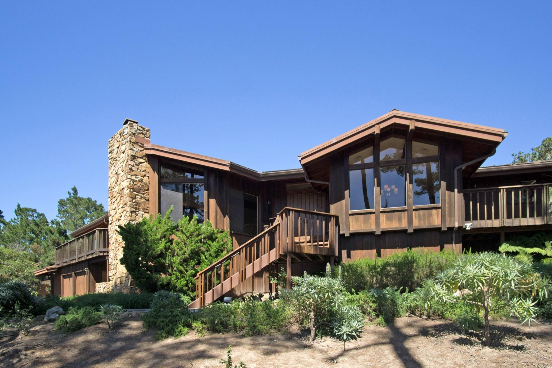 Casa Unifamiliar por un Venta en California Dreaming 3194 Del Ciervo Road Pebble Beach, California, 93953 Estados Unidos