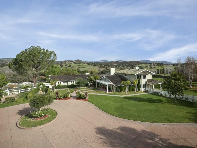 Land for Sale at Capa Ranch and Vineyard 826 Ballard Canyon Road Solvang, California 93463 United States