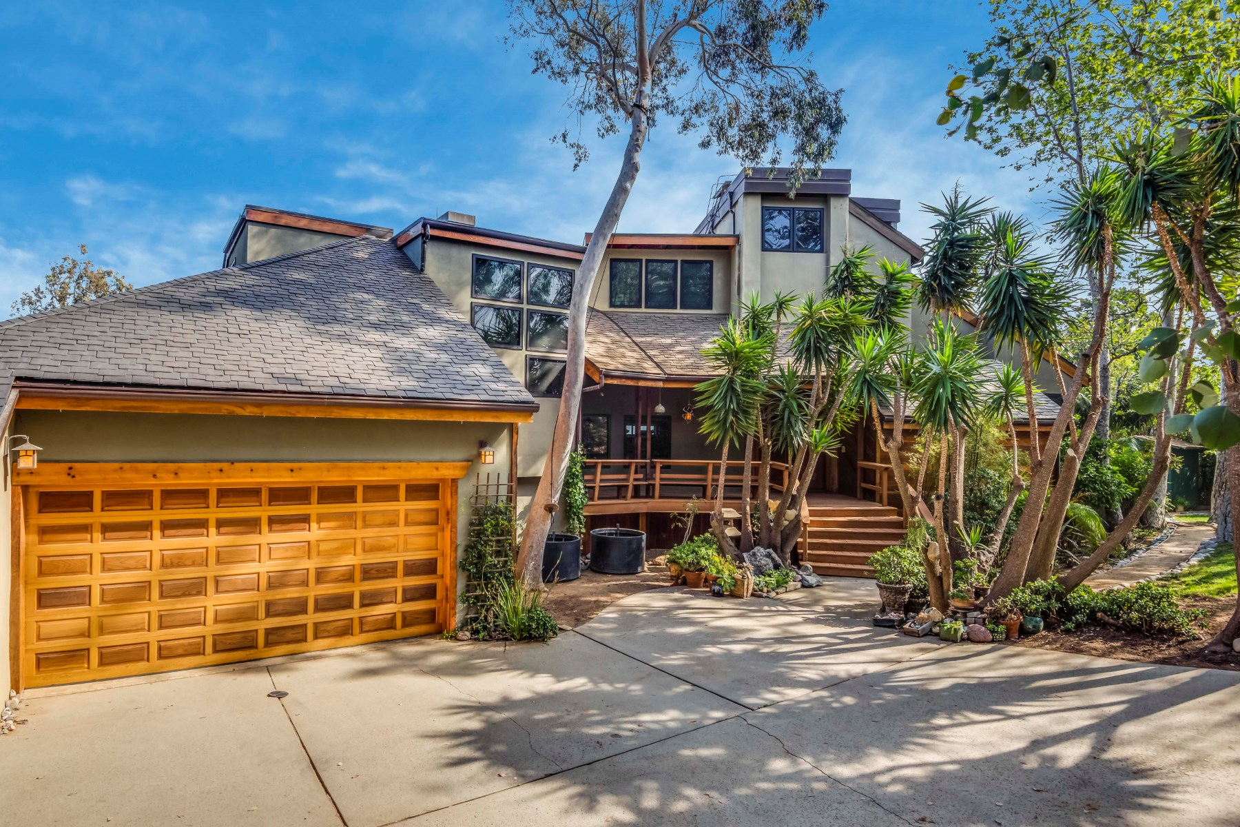 Single Family Home for Sale at Post and beam Craftsman 4756 Latigo Canyon Rd Malibu, California 90265 United States