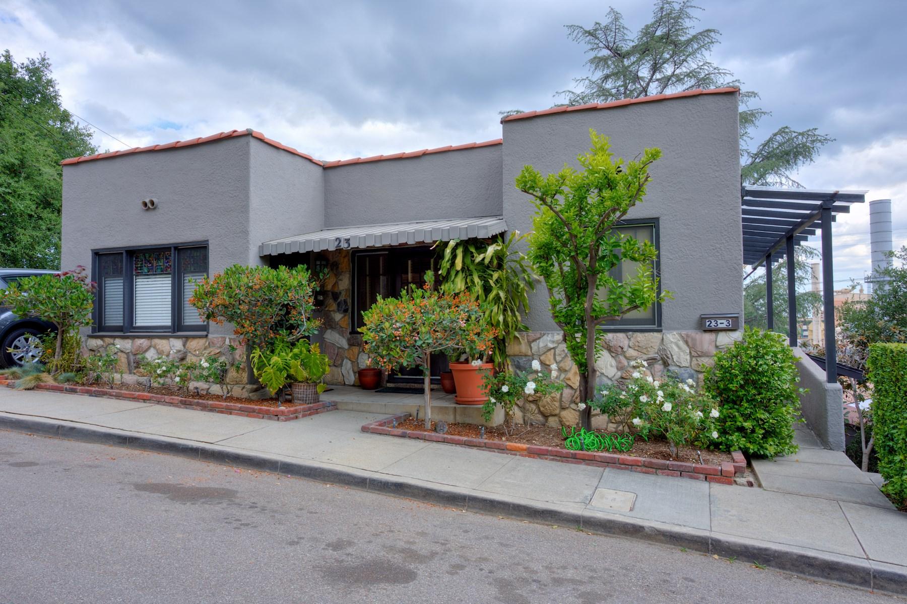 Multi-Family Home for Sale at Southwest Pasadena Units 23 Grace Terrace Pasadena, California 91105 United States