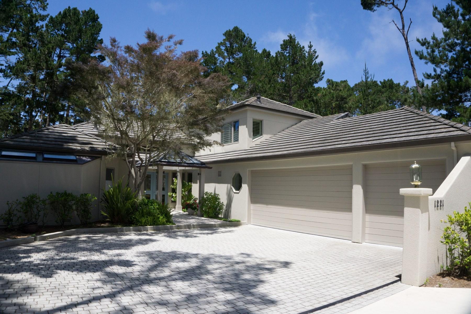 Single Family Home for Sale at 1221 Bristol Lane Pebble Beach Pebble Beach, California, 93953 United States