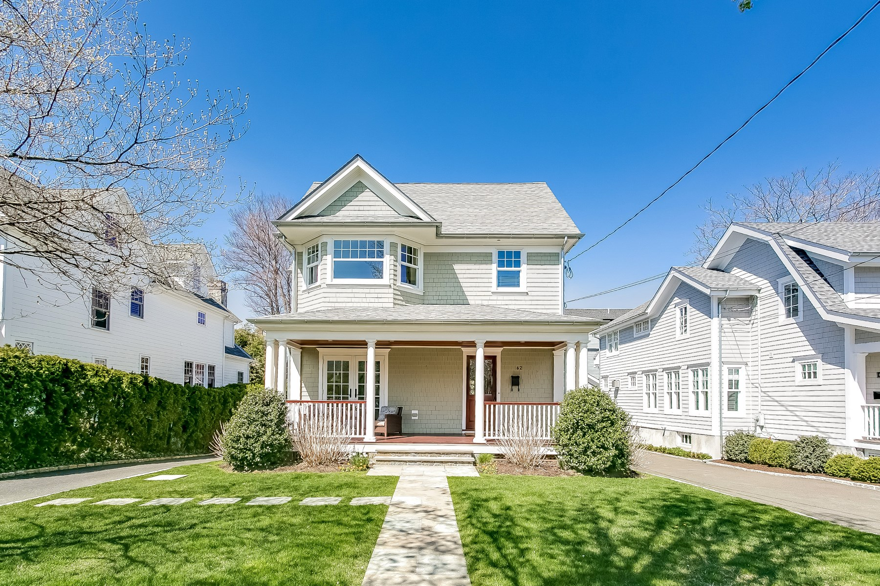 sales property at 62 Connecticut Avenue, Greenwich CT