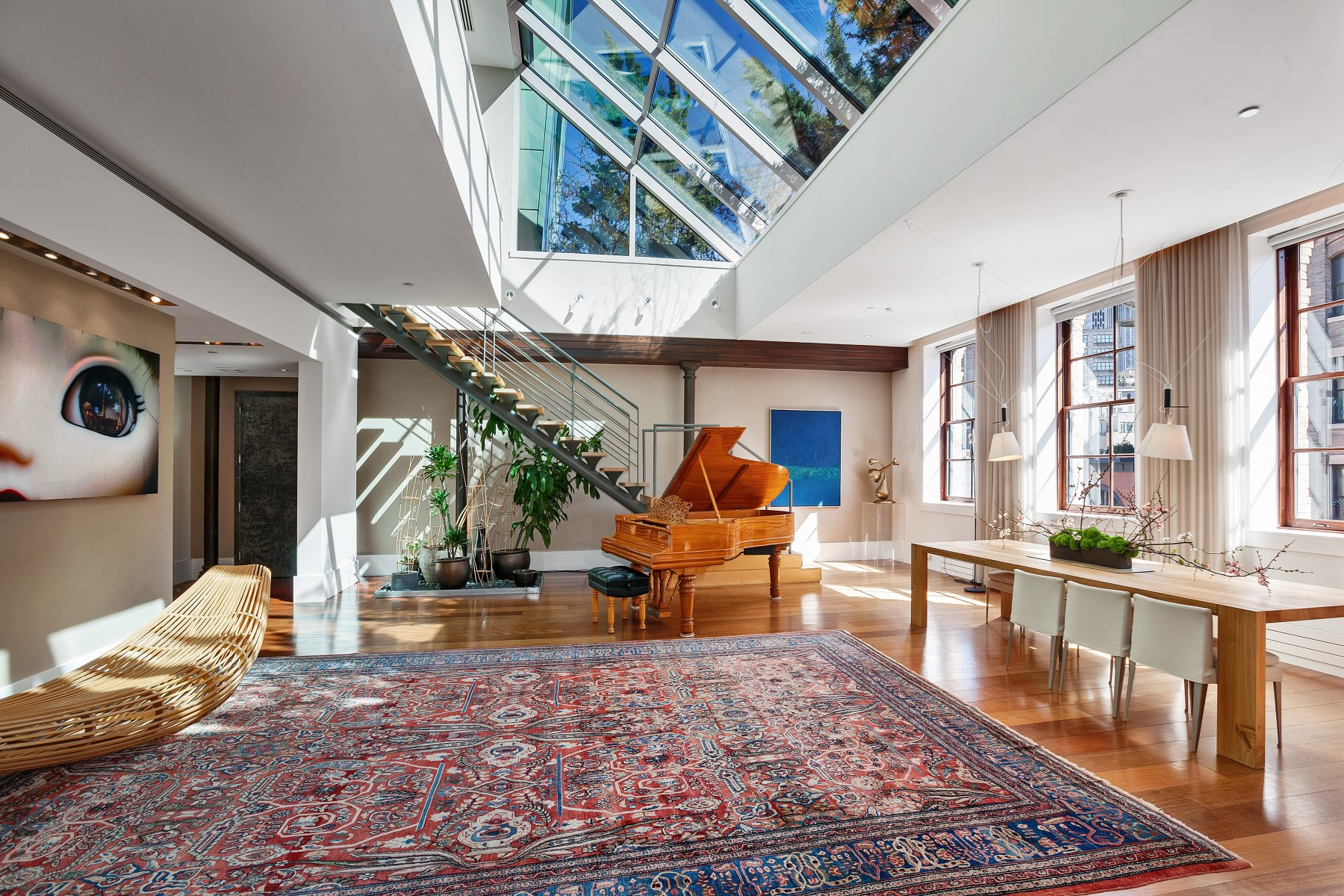 sales property at SPRAWLING PENTHOUSE IN PRIME TRIBECA