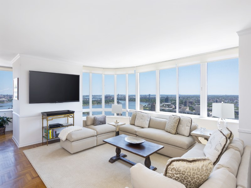 Condominium for Sale at The Channel Club at 455 East 86th Street 455 East 86th Street Apt 31b Upper East Side, New York, New York 10028 United States
