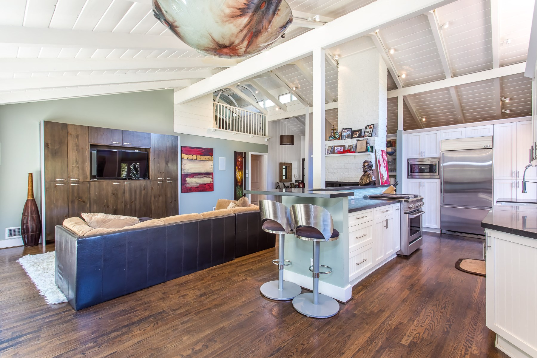 rentals property at Stunning Studio City Hills Mid Century