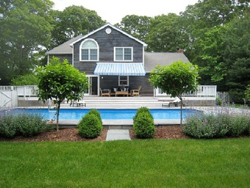Single Family Home for Rent at August 2015 Rental Bridgehampton, New York 11932 United States