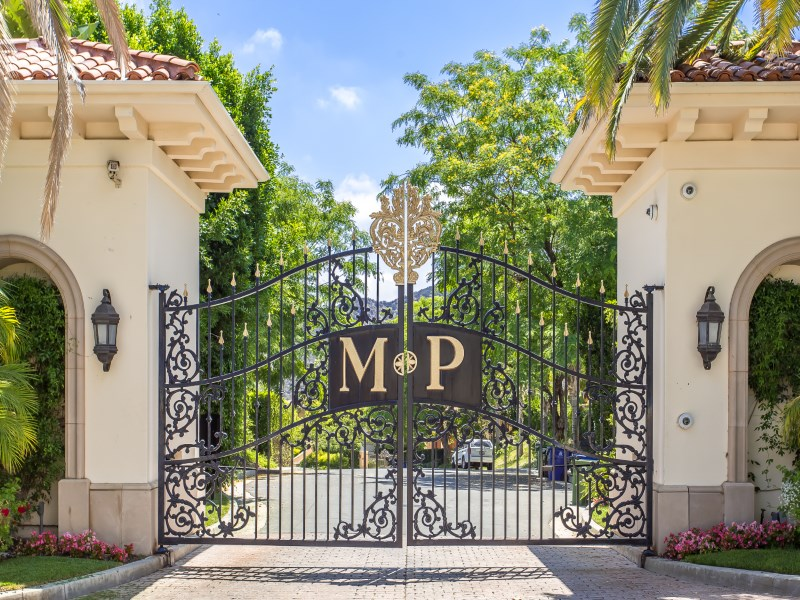 Property For Sale at Magnificent Mediterranean Estate