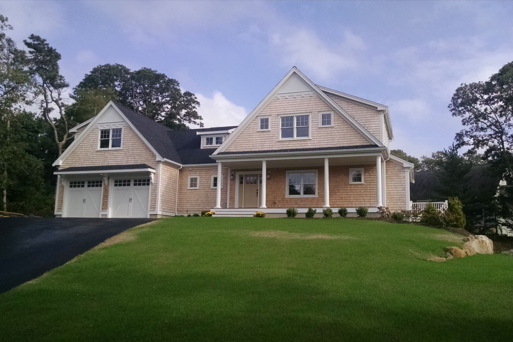 sales property at Custom Built Contemporary Colonial