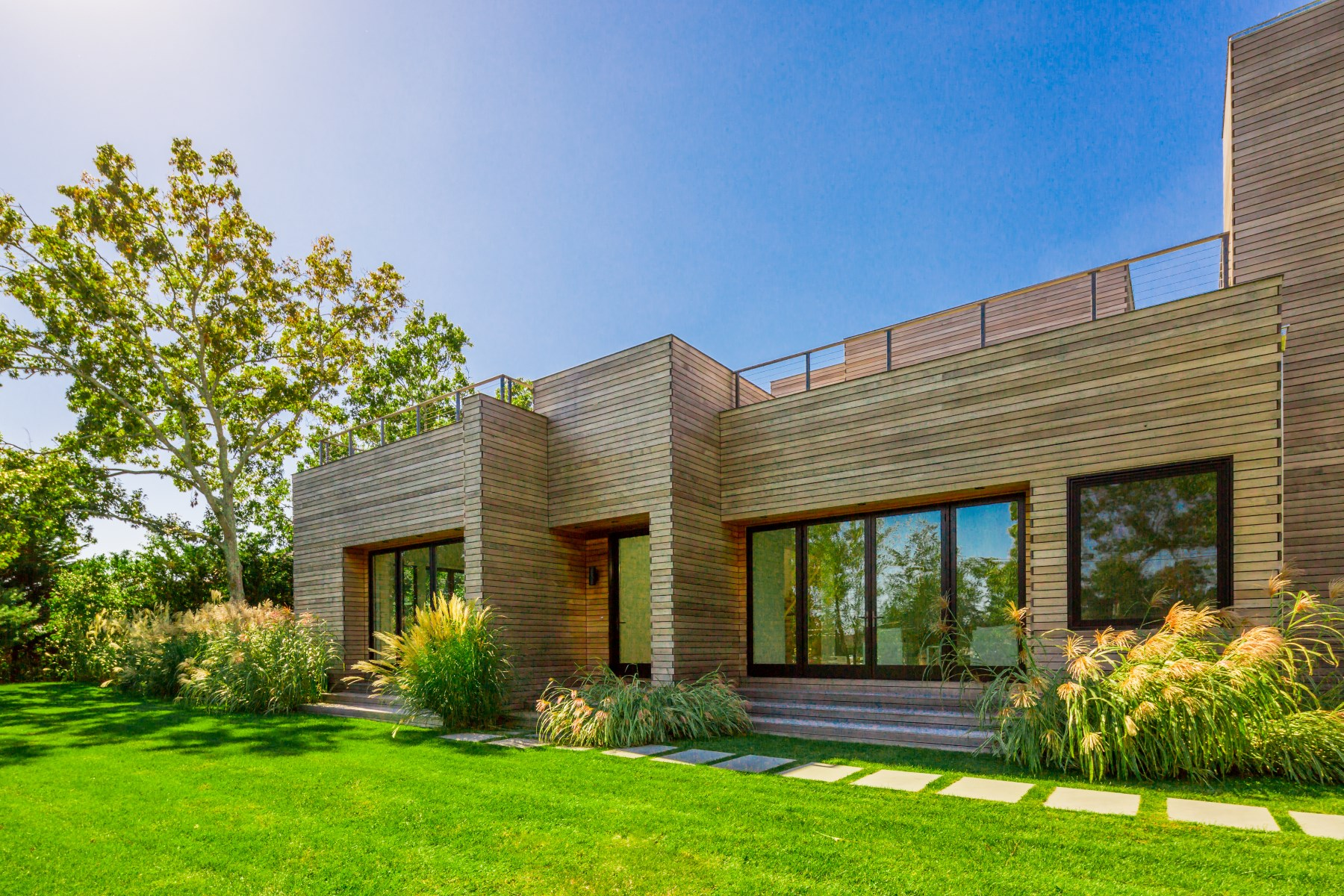 Property Of Fabulous Sagaponack Modern