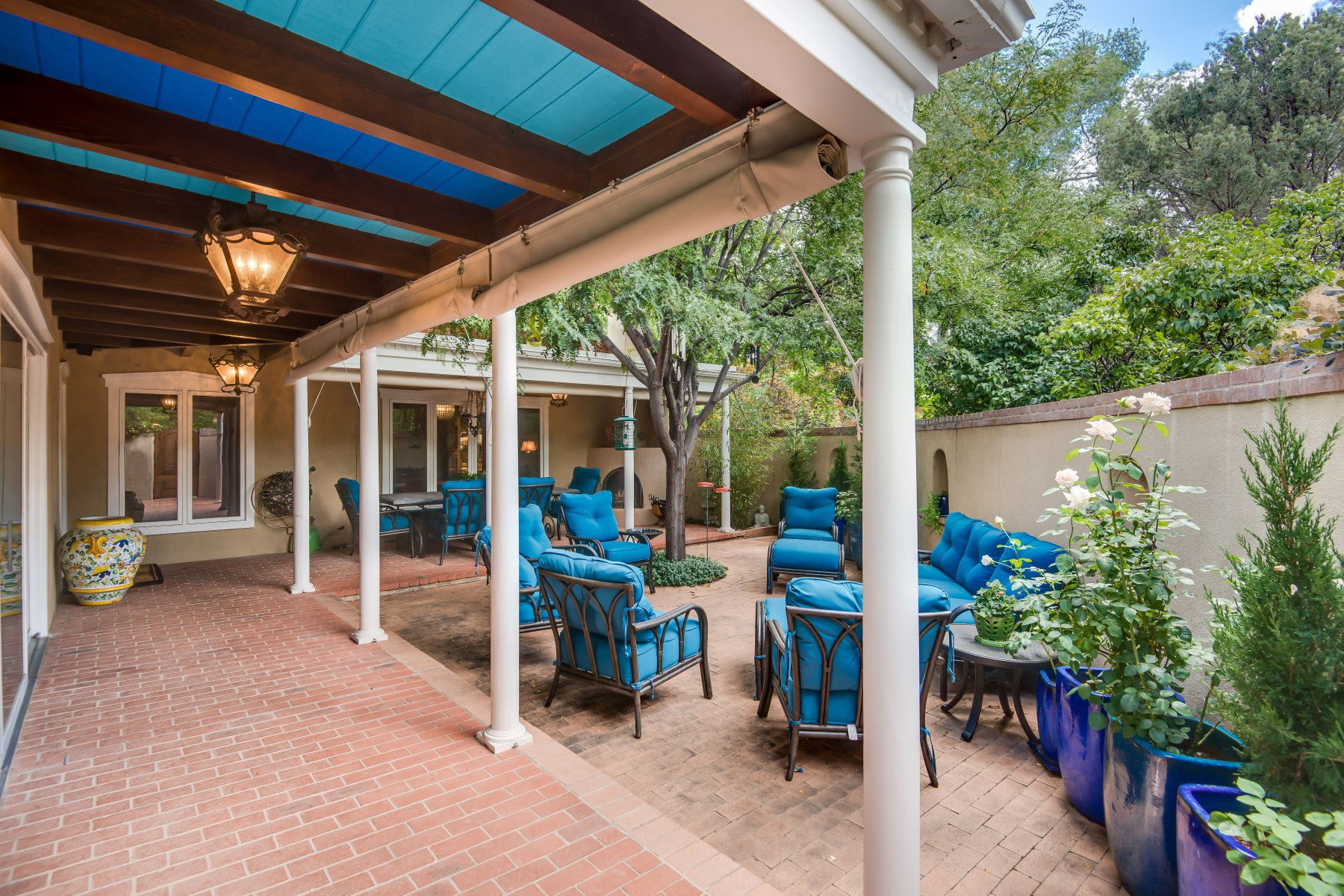 Condominium for Sale at 653 Canyon Road #4 Santa Fe, New Mexico, 87501 United States