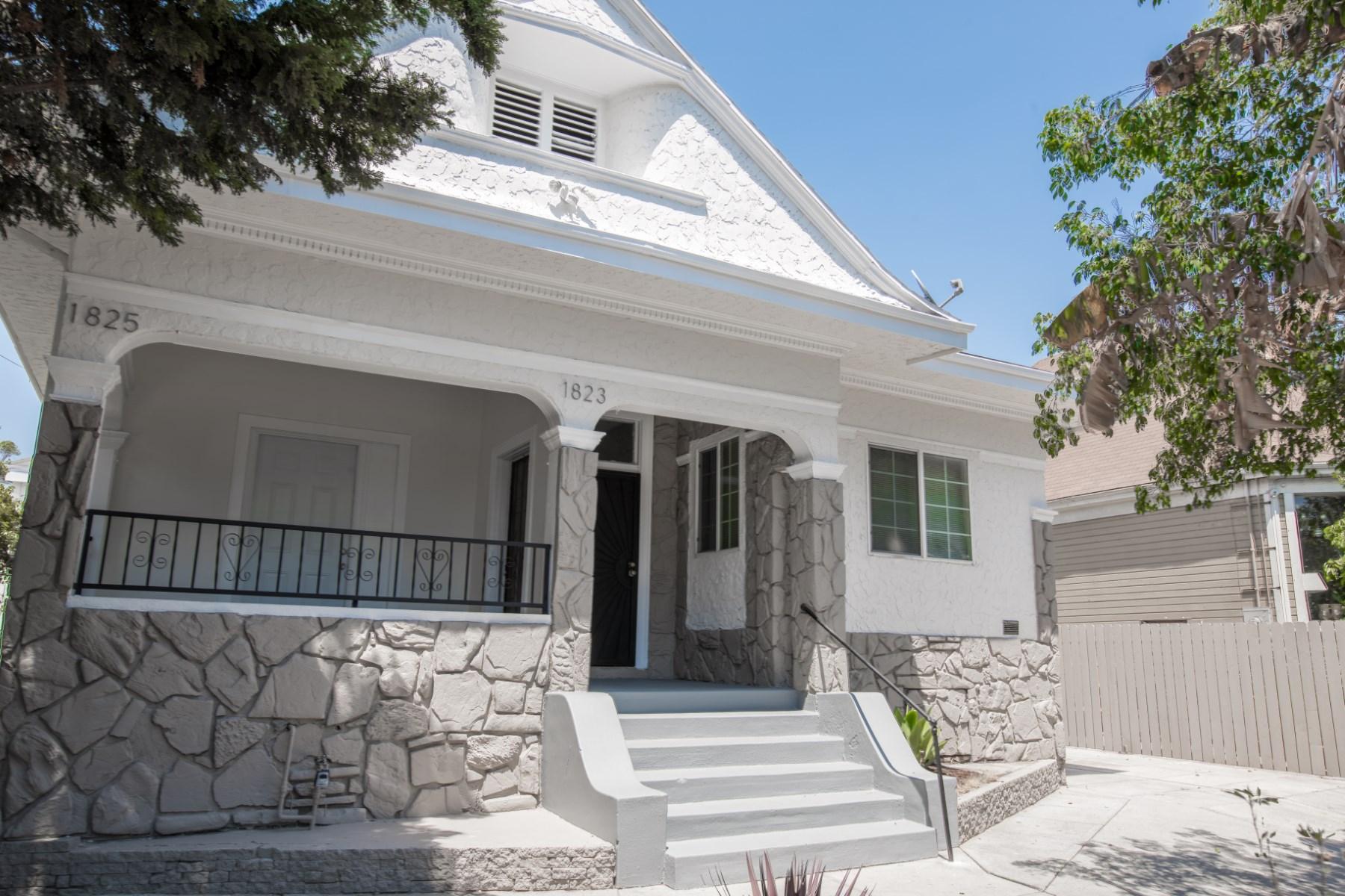 Çok Ailelik Ev için Satış at 1823 West 11th Place Los Angeles, Kaliforniya, 90006 Amerika Birleşik Devletleri