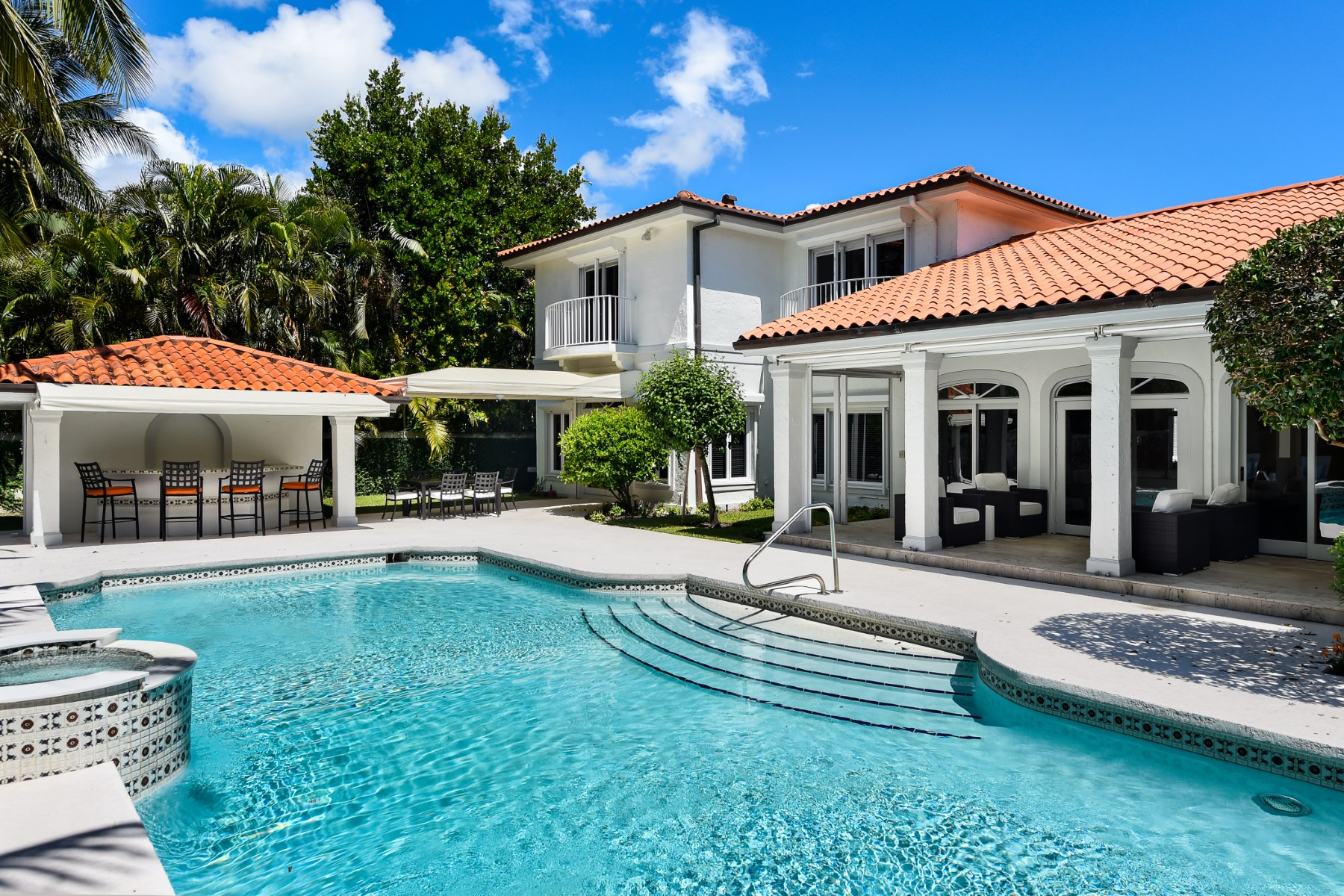 rentals property at Spacious In-Town Mediterranean Home