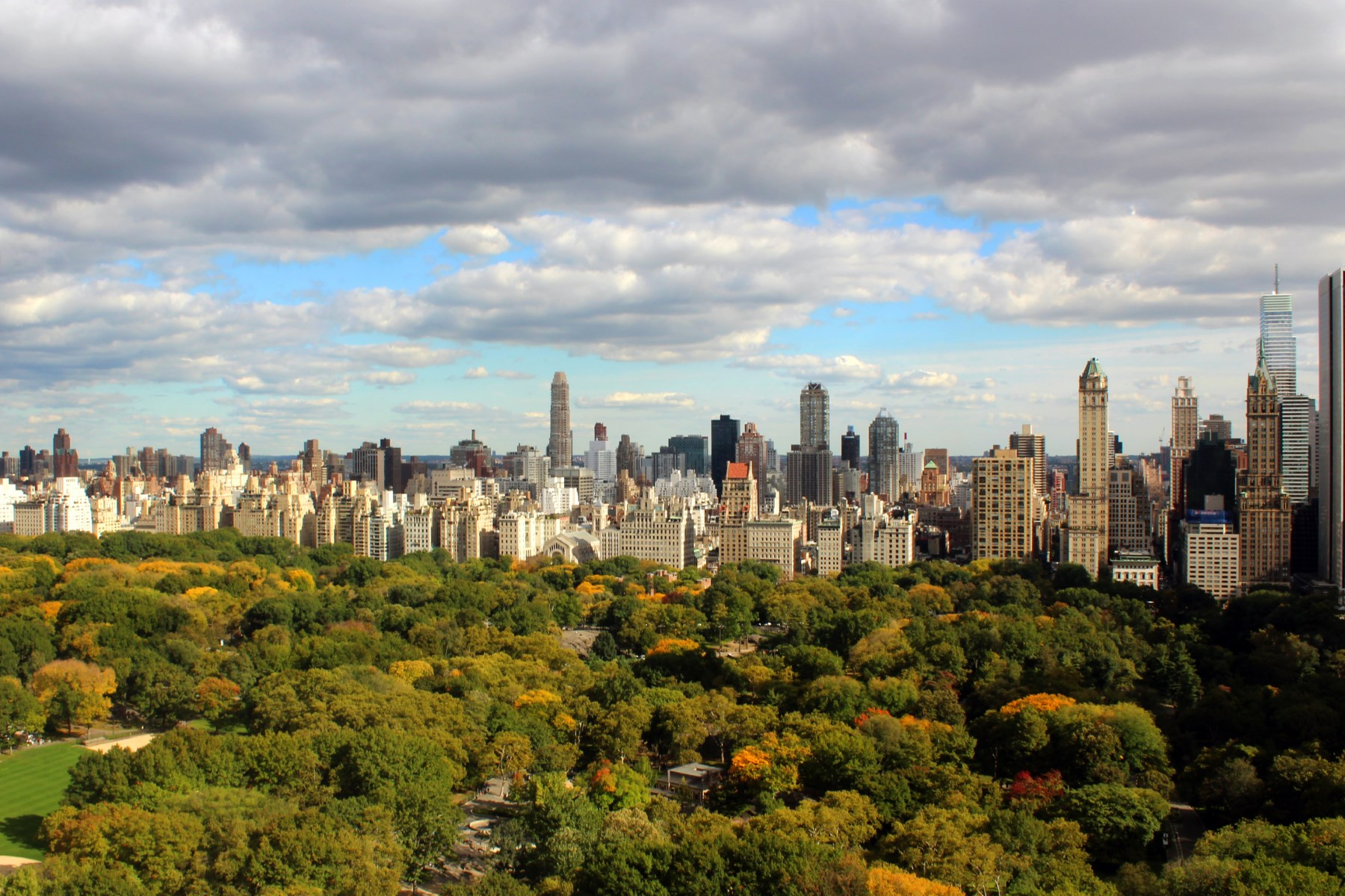 rentals property at One Central Park West, Apt 31B