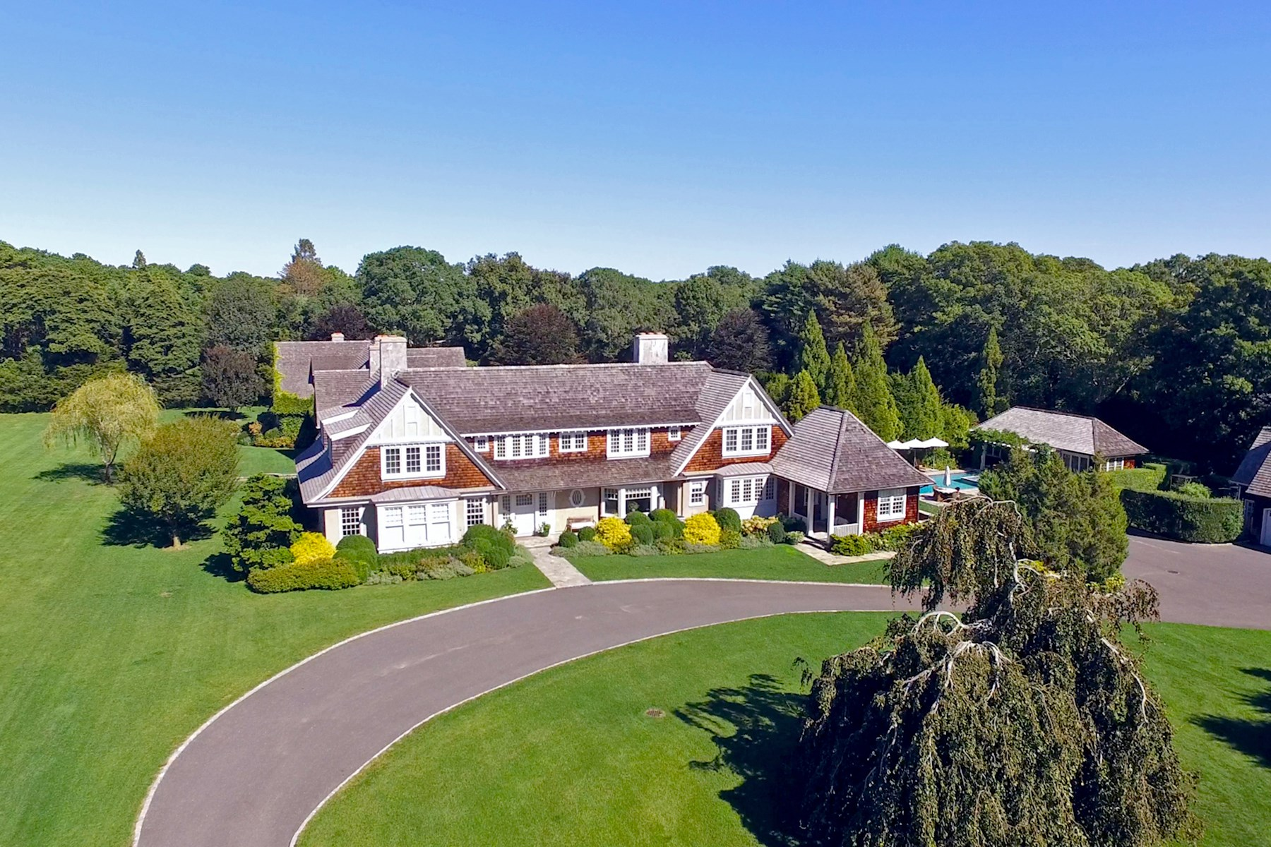 sales property at World Class East Hampton Estate