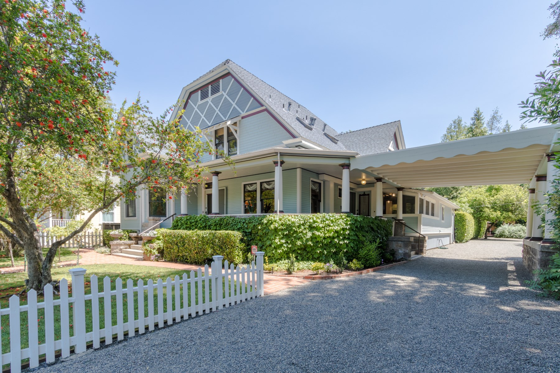 sales property at Timeless Victorian in Heart of Sonoma