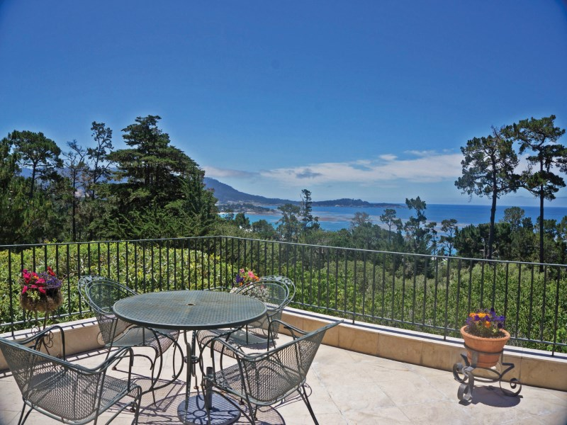 Single Family Home for Sale at Legacy Landmark Estate 1700 Crespi Lane Pebble Beach, California 93953 United States