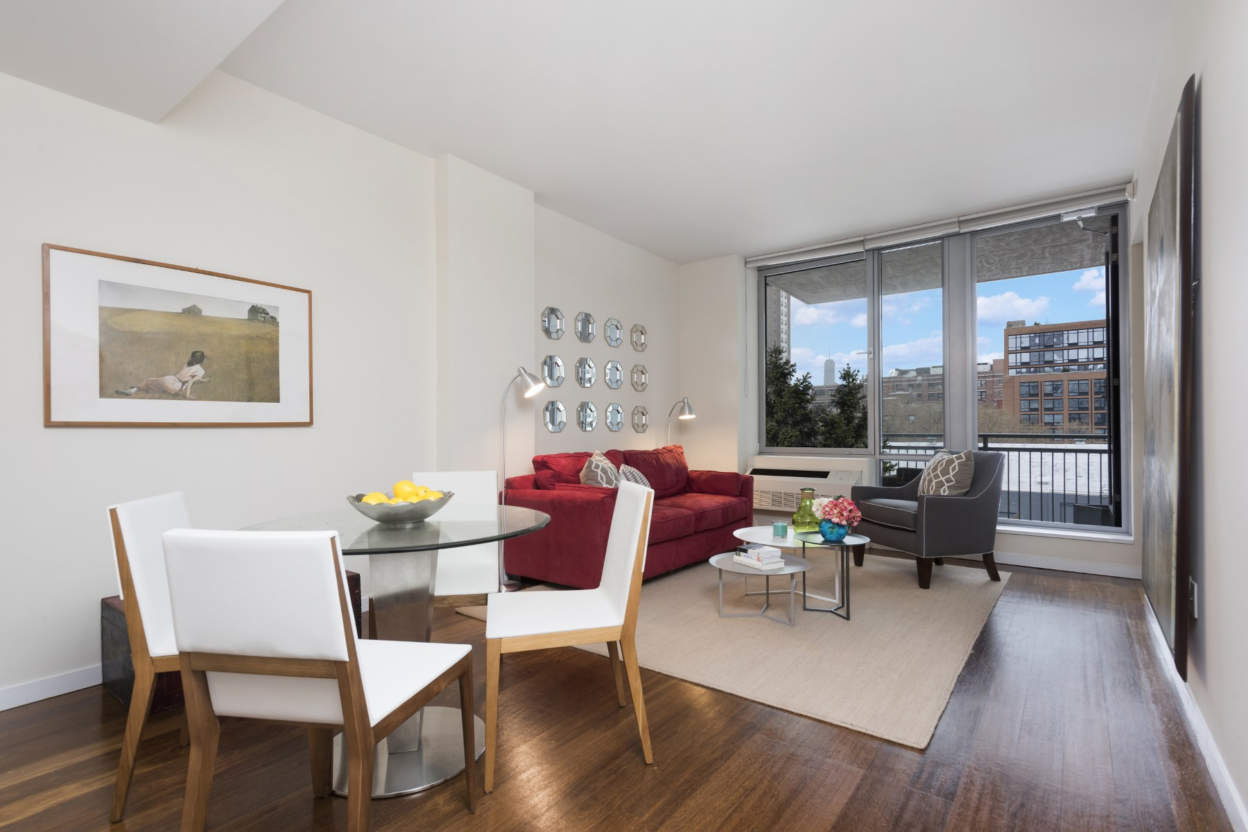 sales property at 444 West 19th Street, Apt. 602