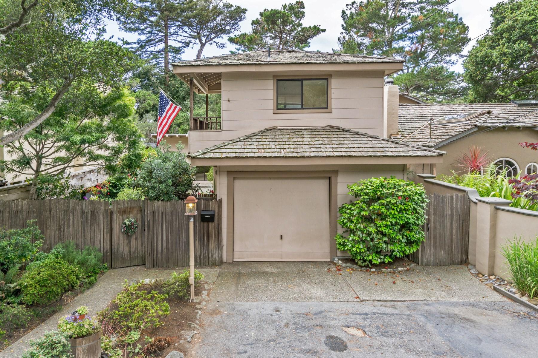 Moradia para Venda às Monte Verde 3 SW of 12th Carmel By The Sea, Califórnia 93921 Estados Unidos