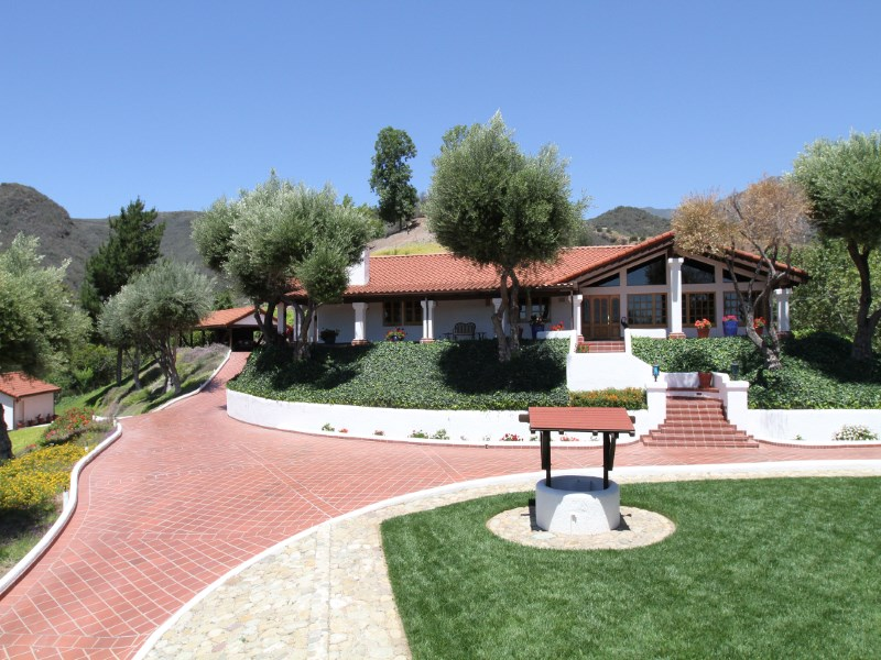 Property For Sale at Cutting Horse Ranch - Ojai
