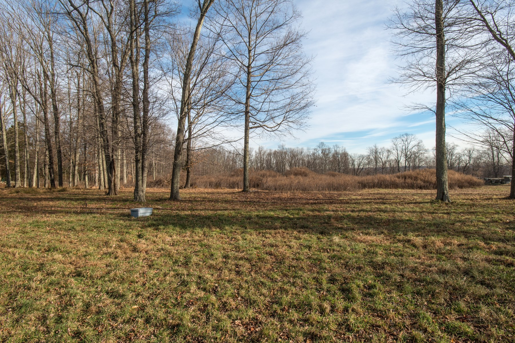 Single Family Home for Sale at Private Land in Backcountry 24 And 28 Meeting House Road (L) Greenwich, Connecticut, 06831 United States