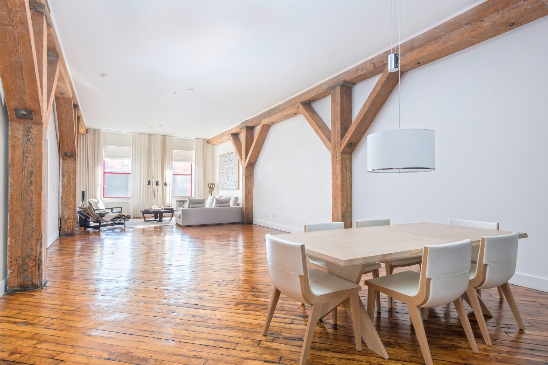 콘도미니엄 용 매매 에 Stunning Authentic Williamsburg Loft 85 North 3rd Street Apt 210 Brooklyn, 뉴욕, 11211 미국