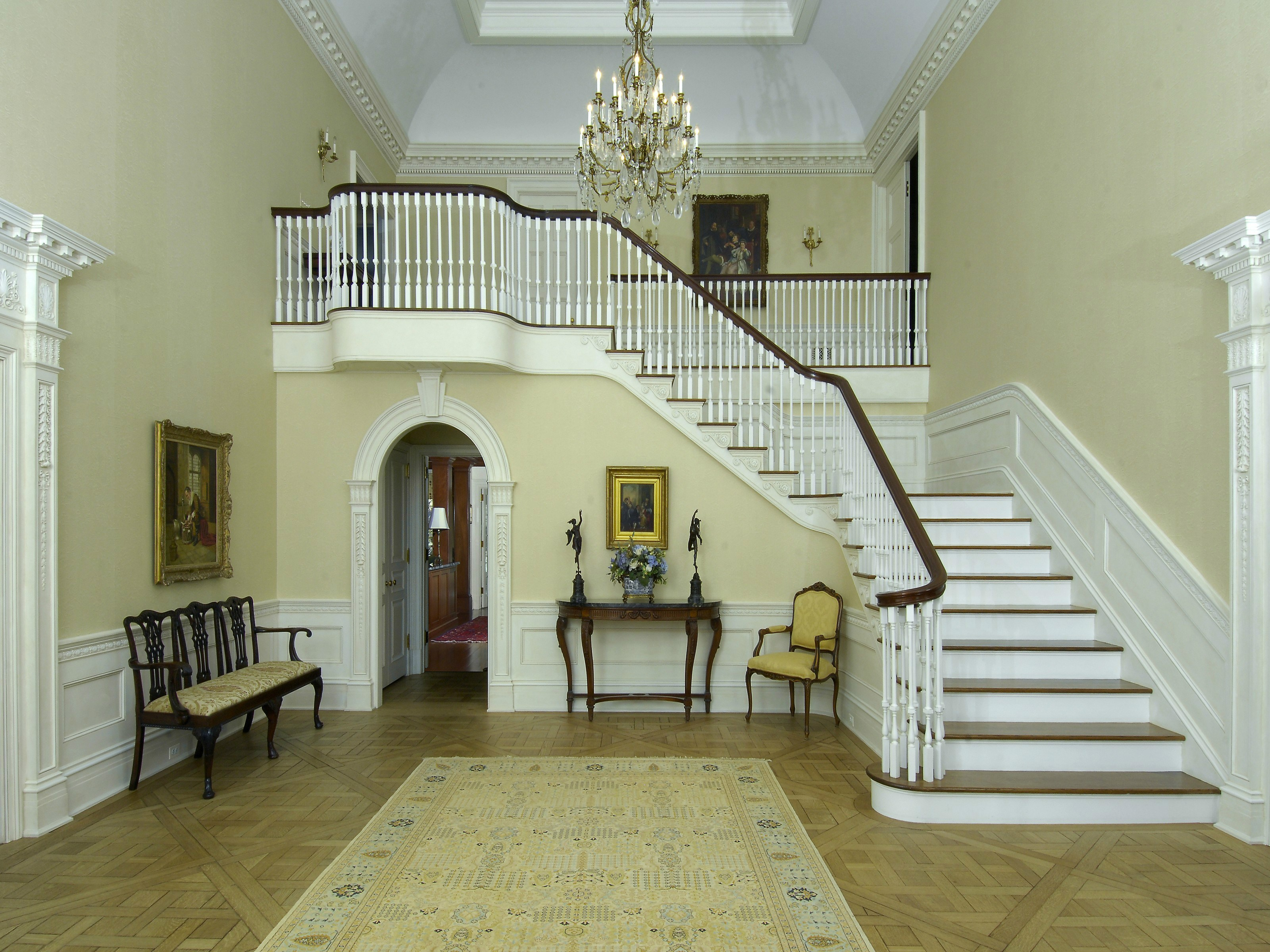 Property Of Distinguished Georgian Estate