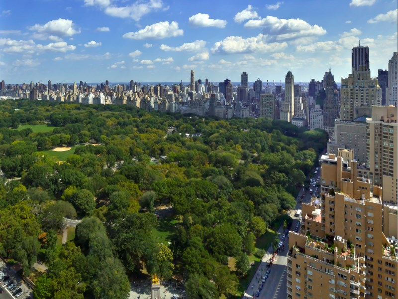 Appartement en copropriété pour l Vente à 25 Columbus Circle, Apartment 63A 25 Columbus Circle Apt 63a Upper West Side, New York, New York 10019 États-Unis