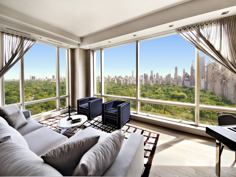 Appartement en copropriété pour l Vente à Best on Central Park West 1 Central Park West Apt 26a Upper West Side, New York, New York 10023 États-Unis