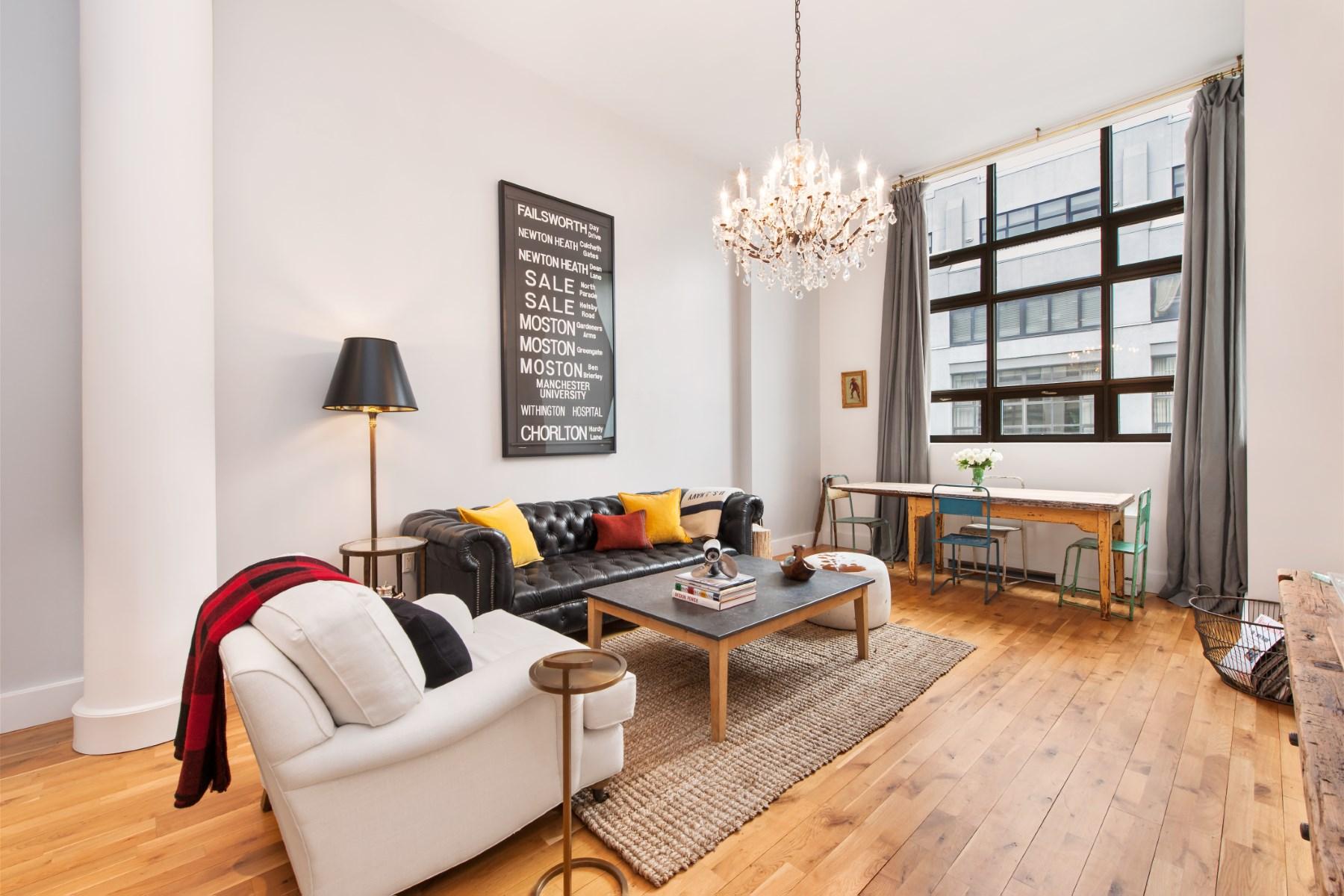 콘도미니엄 용 매매 에 Wonderful One Bed at One BKLYN 360 Furman Street Apt 1038 Brooklyn Heights, Brooklyn, 뉴욕 11201 미국