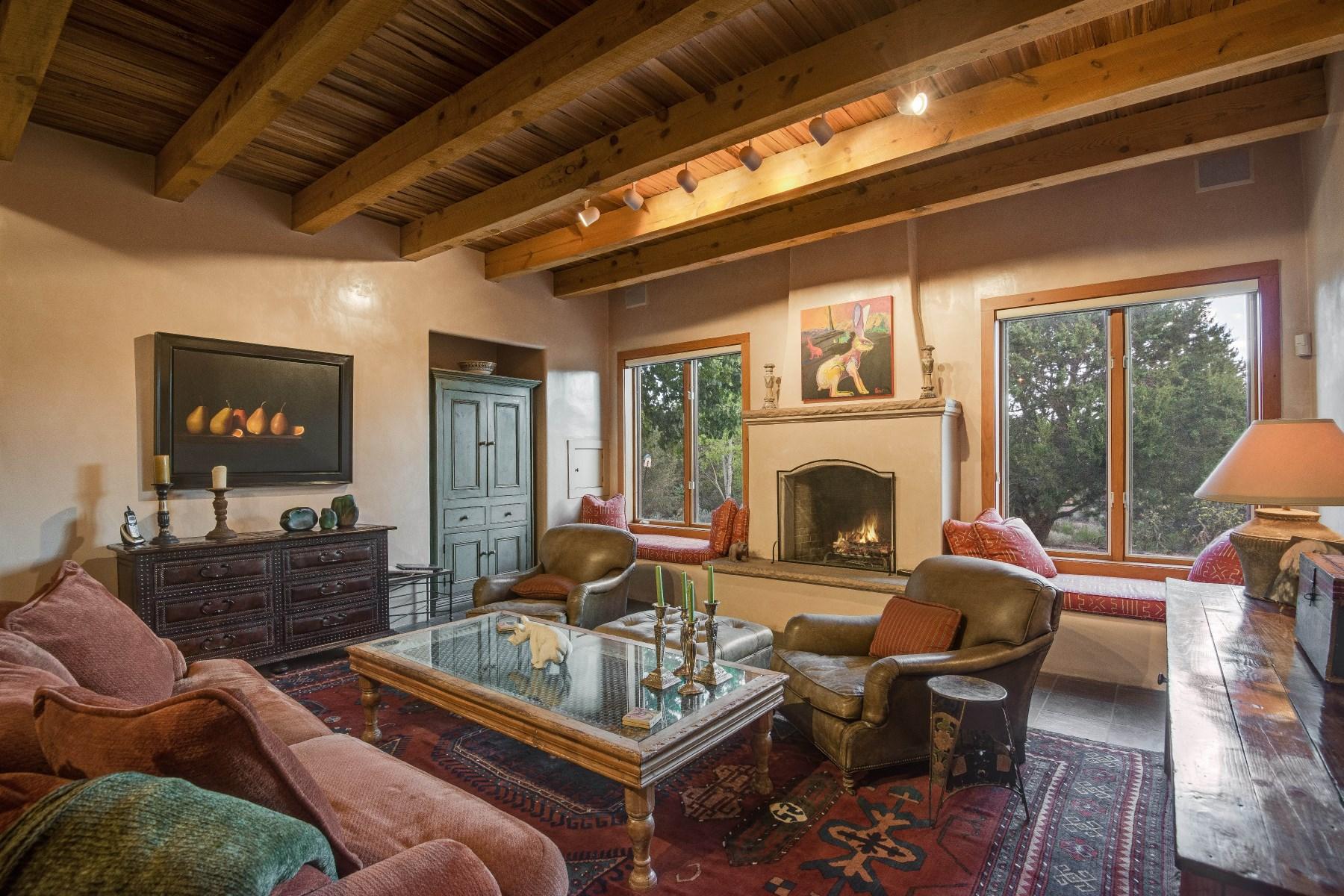 Single Family Home for Sale at 2020 Calle Lejano Santa Fe City Northeast, Santa Fe, New Mexico, 87501 United States
