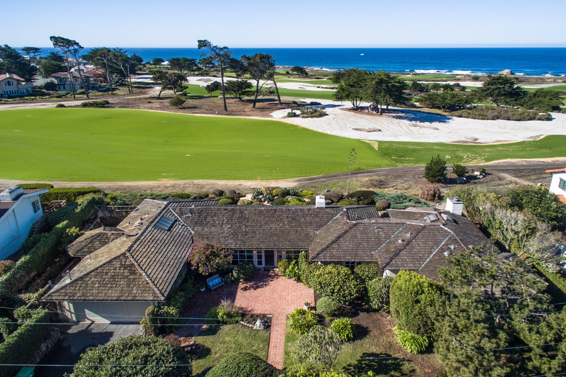 Single Family Home for Sale at First Time on the Market 958 Coral Drive Pebble Beach, California 93953 United States