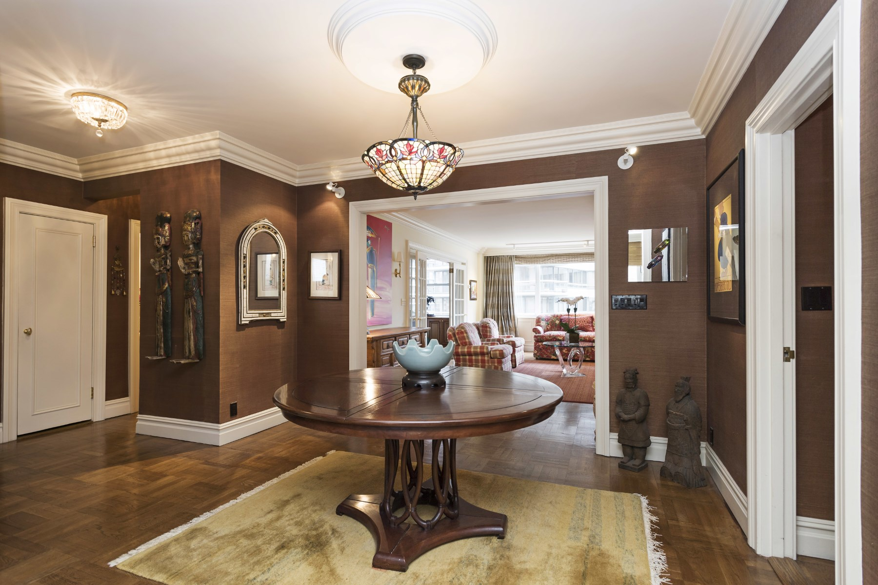 Co-op for Sale at Classic 7 Room Home 175 East 62nd Street Apt 9D Upper East Side, New York, New York, 10065 United States