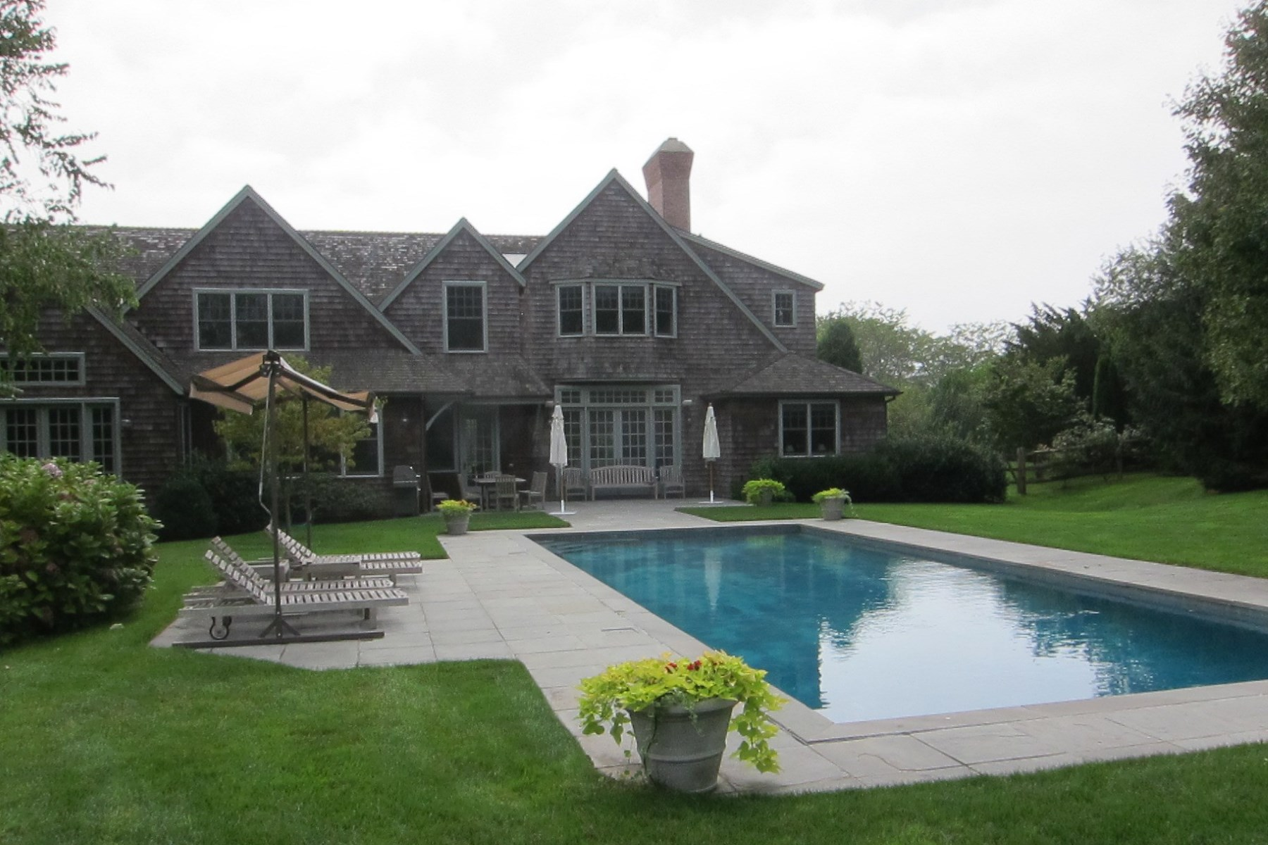 Property Of Sagaponack South, Pool and Tennis