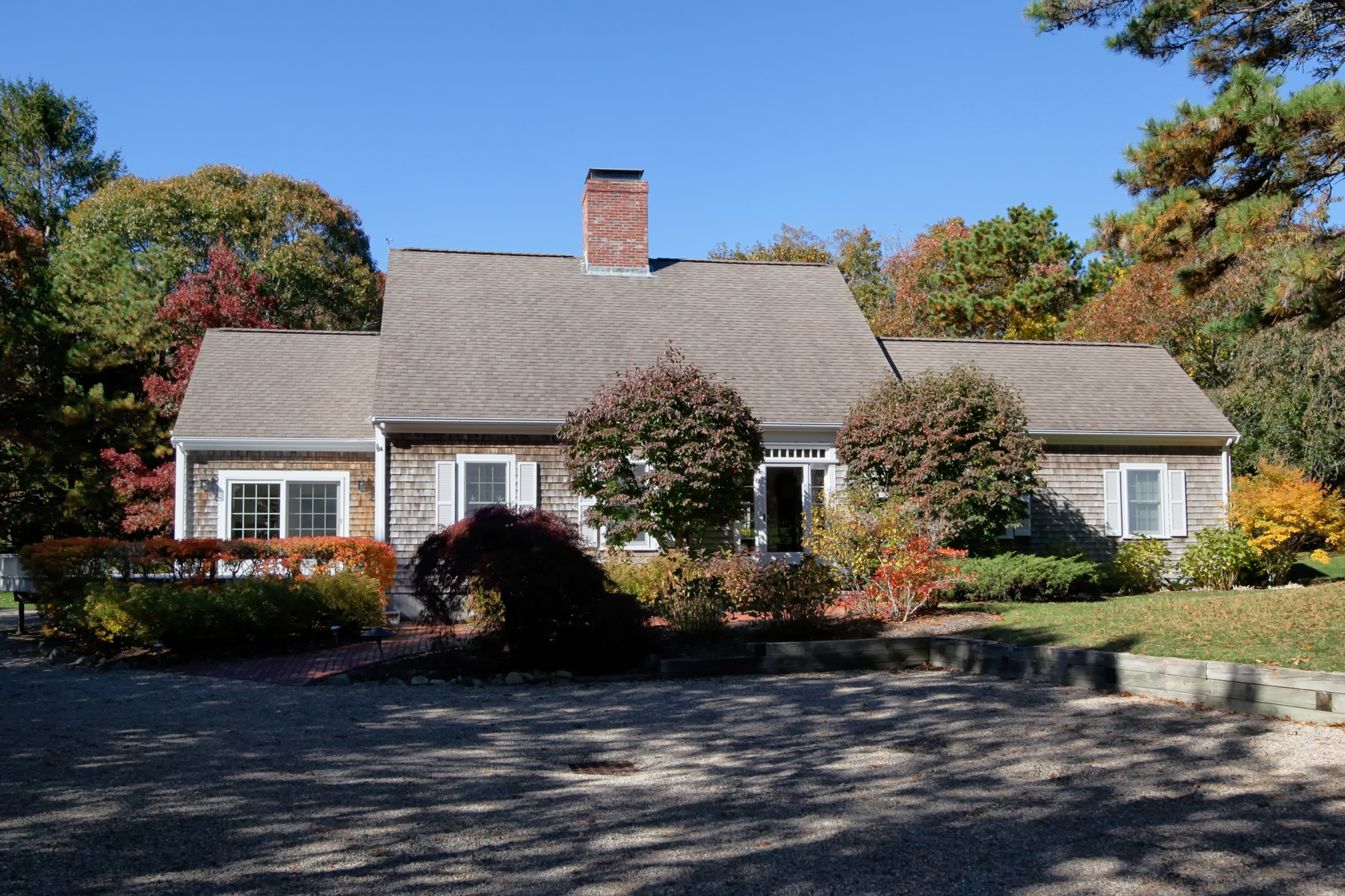 Single Family Home for Sale at Magical Osterville Setting 70 Eel River Road Osterville, Massachusetts, 02655 United States