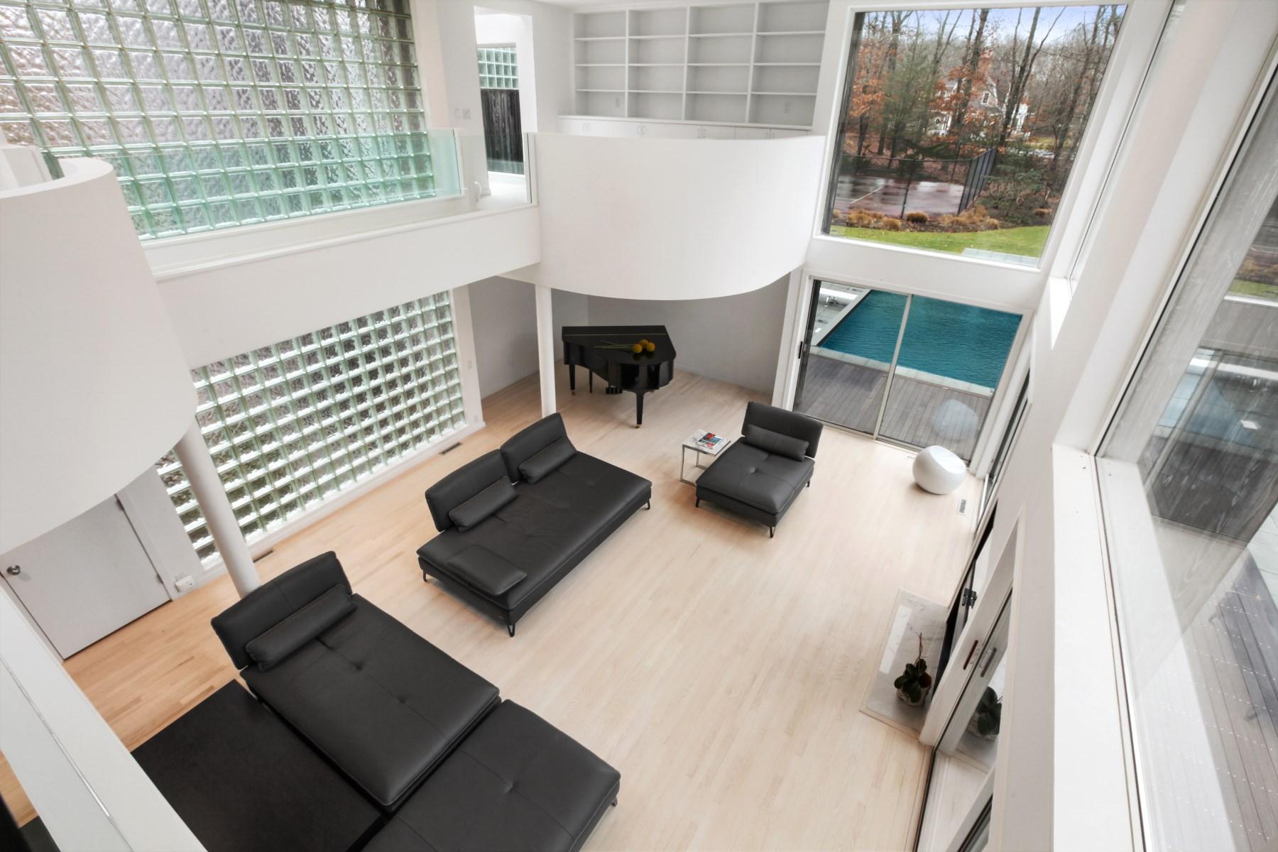 Property Of Modern Sag Harbor Home