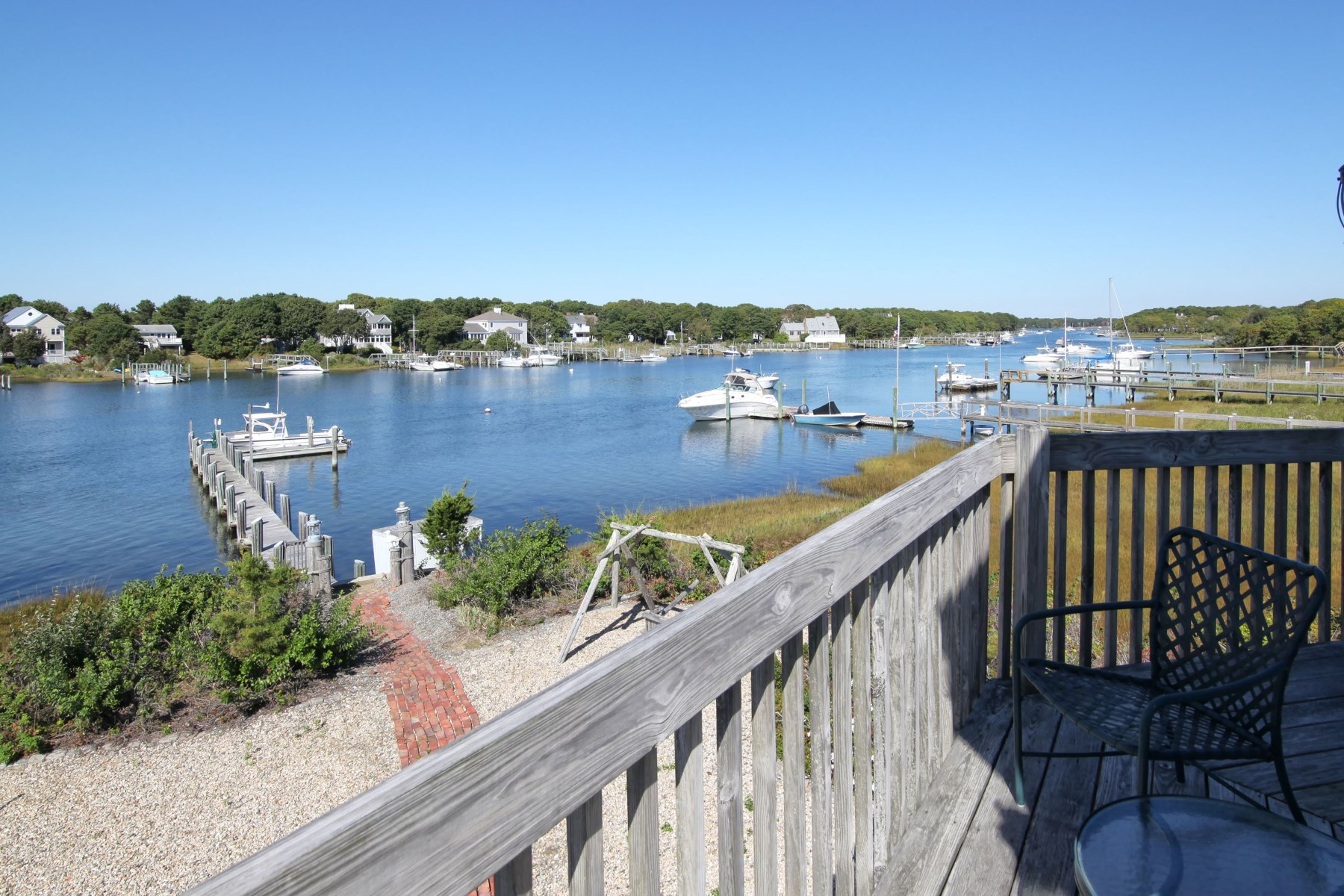 Property Of Waterfront Cape with Deep Water Dock