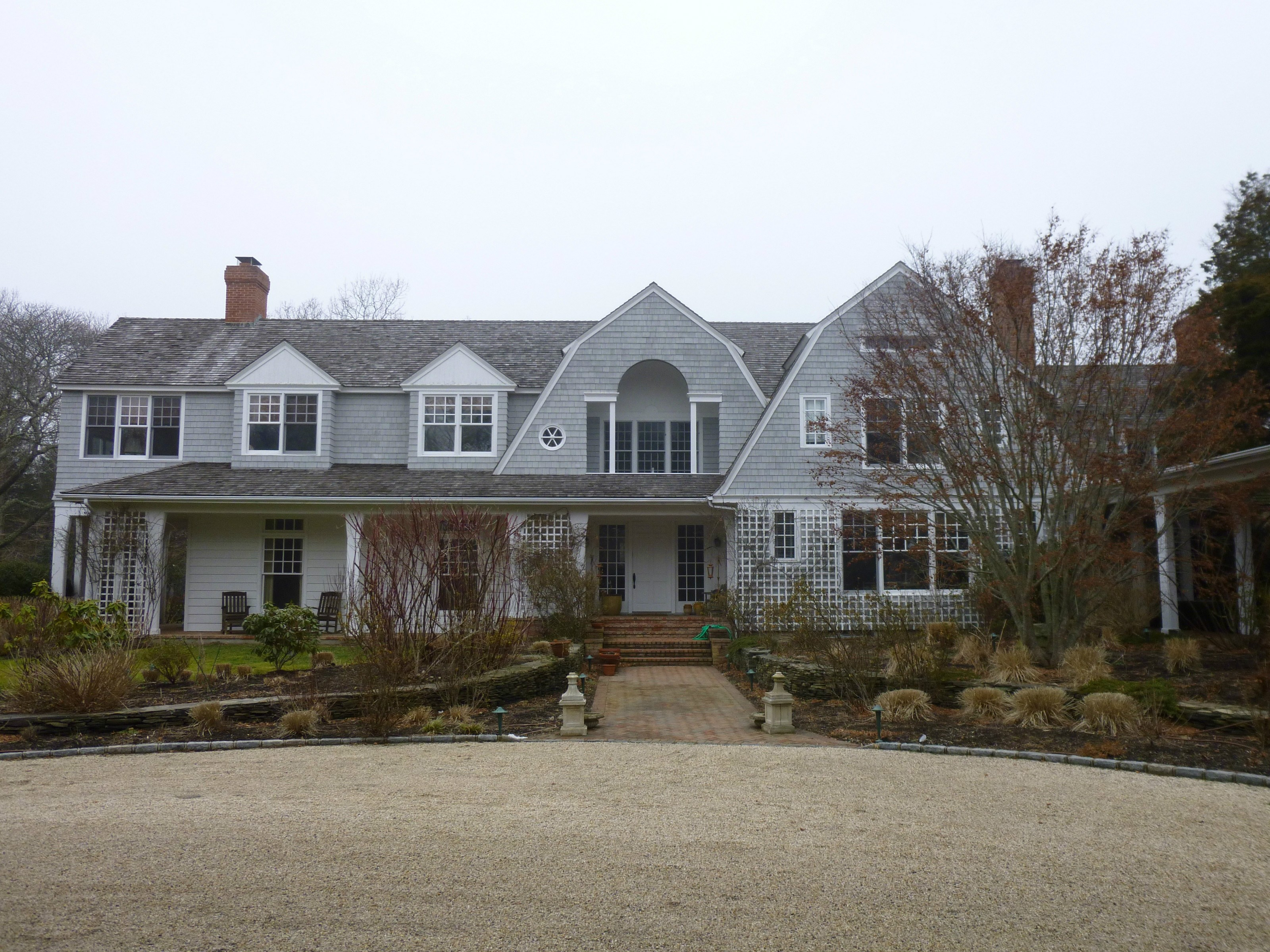Casa Unifamiliar por un Alquiler en Further Lane for the Summer 335 Further Ln East Hampton Village, East Hampton, Nueva York, 11937 Estados Unidos