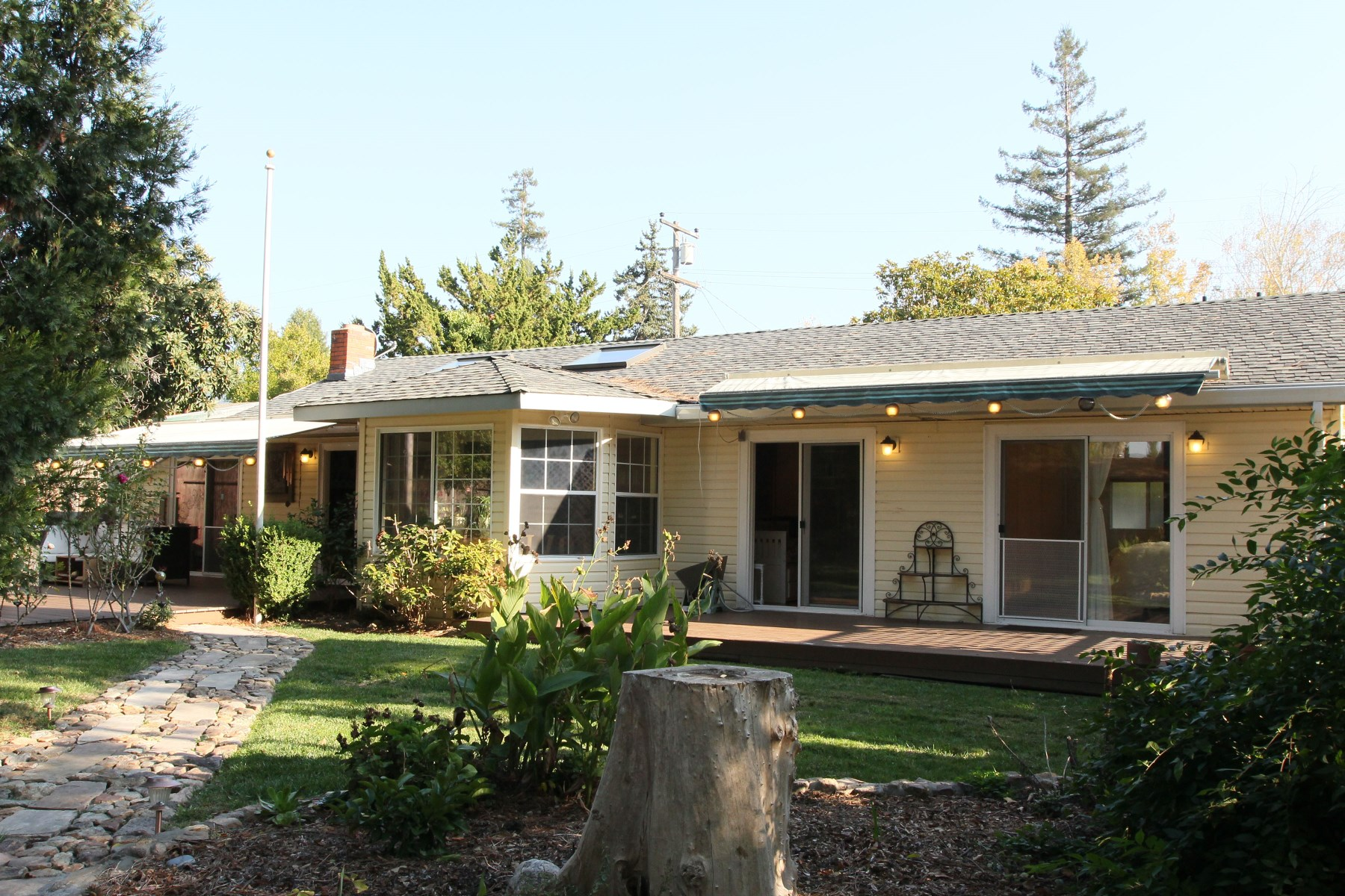 Casa para uma família para Venda às Sophisticated, Charming, Kenwood 173 Misbro Way Kenwood, Califórnia 95452 Estados Unidos