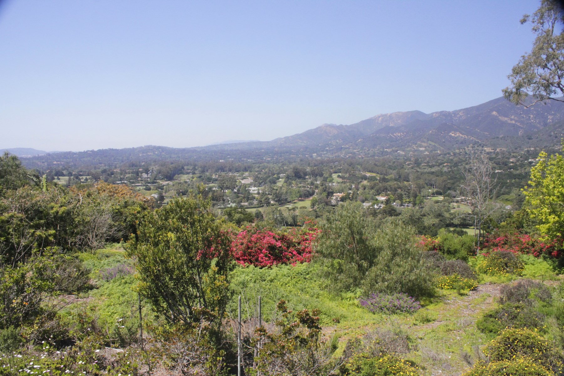 sales property at Panoramic Montecito Views