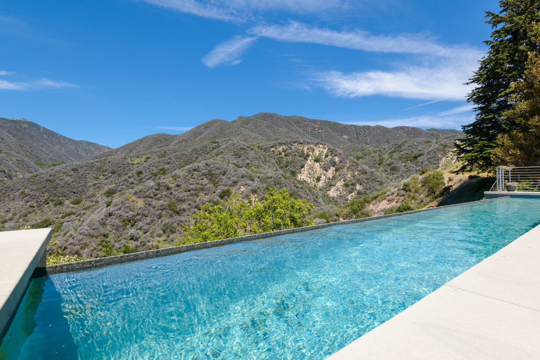 rentals property at Dramatic Mountain and Ocean Views