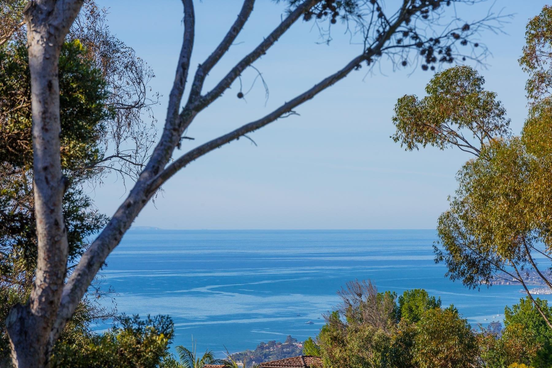 Land for Sale at Impressive Ocean and Mountain View Lot 885 Toro Canyon Santa Barbara, California 93108 United States