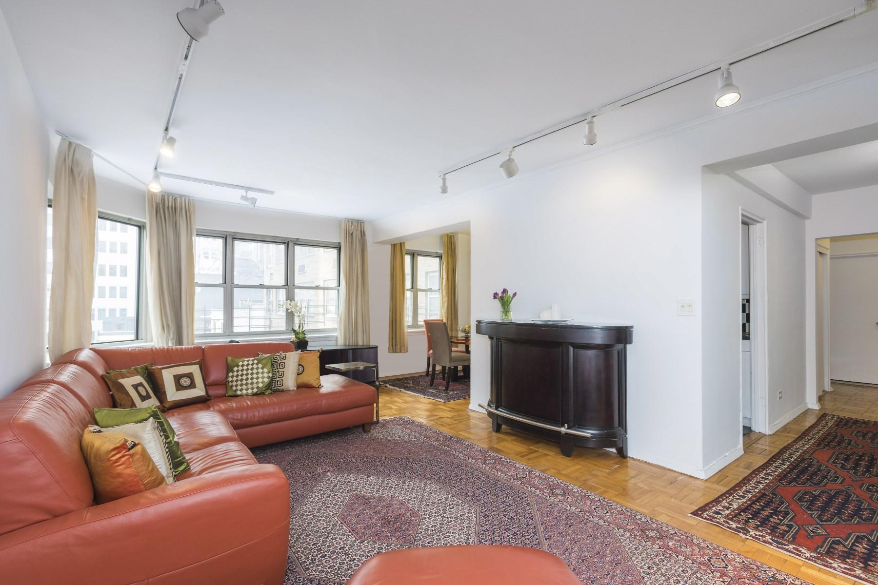 Condomínio para Venda às 80 Park Avenue, Apt. 9P 80 Park Avenue Apt 9p Murray Hill, New York, Nova York 10016 Estados Unidos