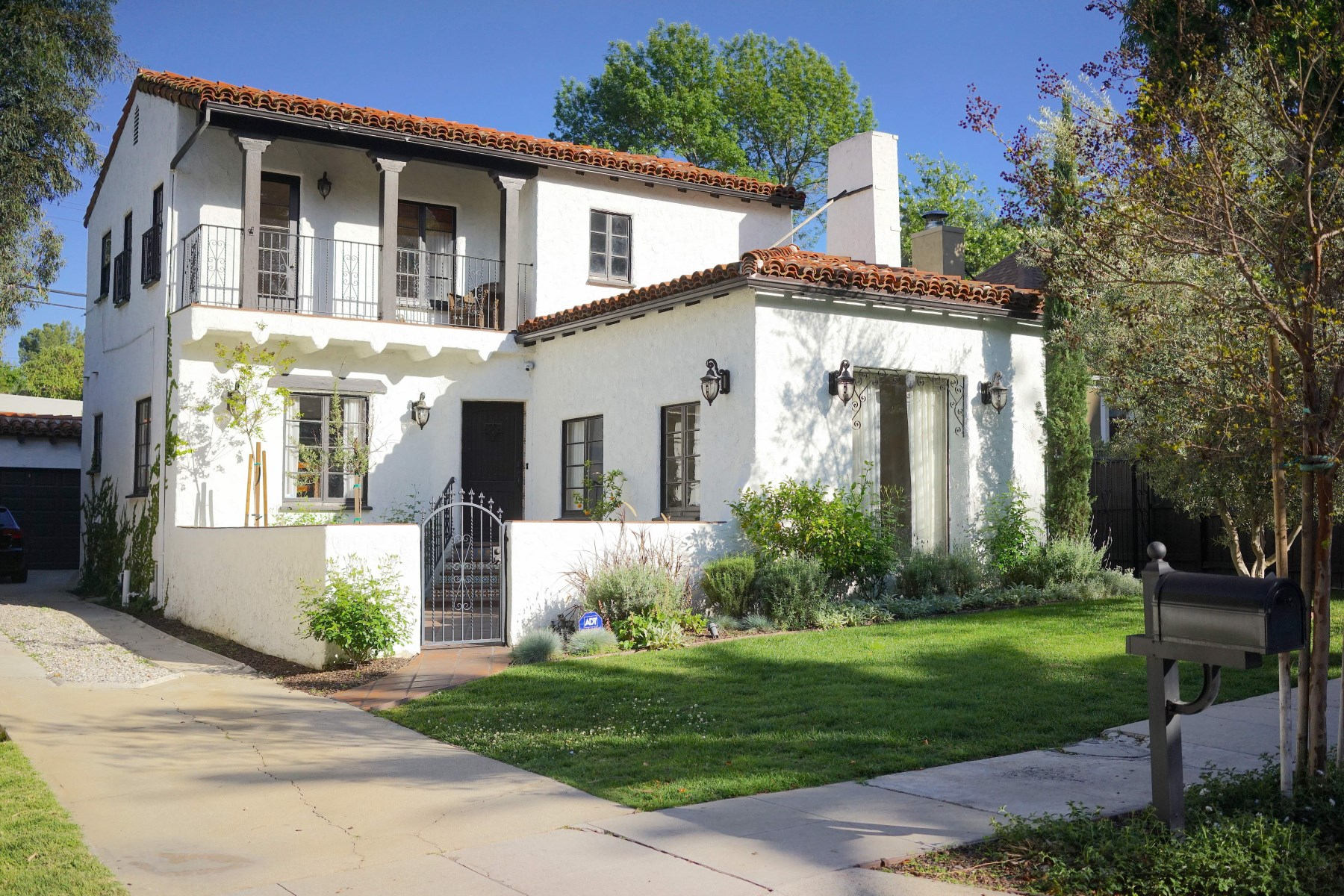 rentals property at Classic Spanish Home